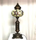 Large Turkish Mosaic Table Lamp MB4