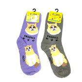 Ragdoll Feline Cat Foozys Socks FFC-16