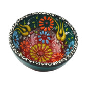 Nimet Deluxe Turkish Porcelain Bowl 5cm by Paykoc N80005 Blue