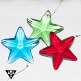 CR92110 35mm Star Colored Crystal