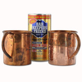 Barkeeper's Friend, Preferred Mule Mug Polishing Agent