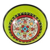 Nimet Classical Turkish Porcelain Bowl 15cm by Paykoc N10015 Red