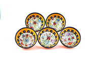 Group of bowls showing variations to expect