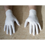 Latex Gloves (1 Pair)