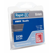 Staples for Rapid R453E & R53E (Pack of 1,080)