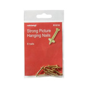 Rektangl - Strong Picture Hanging Nails
