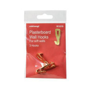 Rektangl Plaster Board Wall Hook