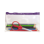 PVC Pencil Case - Large