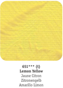 Daler Rowney - System 3 Acrylics - Lemon Yellow