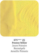Daler Rowney - System 3 Acrylics - Process Yellow