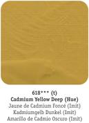Daler Rowney - System 3 Acrylics - Cadmium Yellow Deep Hue