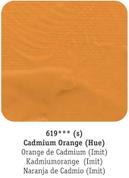Daler Rowney - System 3 Acrylics - Cadmium Orange Hue
