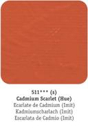 Daler Rowney - System 3 Acrylics - Cadmium Scarlet Hue