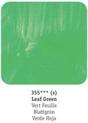 Daler Rowney - System 3 Acrylics - Leaf Green