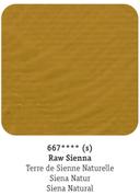 Daler Rowney - System 3 Acrylics - Raw Sienna