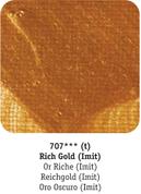 Daler Rowney - System 3 Acrylics - Rich Gold Imitation