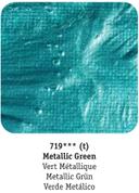 Daler Rowney - System 3 Acrylics - Metallic Green