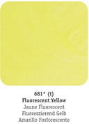 Daler Rowney - System 3 Acrylics - Fluorescent Yellow