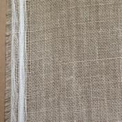 509 - Medium Coarse Grain Linen - Unprimed