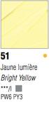 Pebeo Studio Acrylic - Bright Yellow