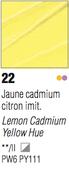 Pebeo Studio Acrylic - Lemon Cadmium Yellow Hue