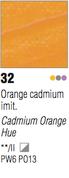 Pebeo Studio Acrylic - Cadmium Orange Hue