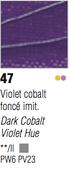 Pebeo Studio Acrylic - Dark Cobalt Violet Hue