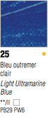 Pebeo Studio Acrylic - Light Ultramarine Blue