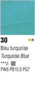 Pebeo Studio Acrylic - Turquoise Blue