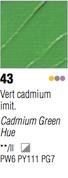 Pebeo Studio Acrylic - Cadmium Green Hue