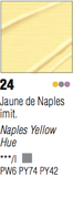 Pebeo Studio Acrylic - Naples Yellow Hue