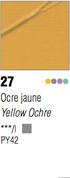 Pebeo Studio Acrylic - Yellow Ochre
