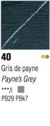 Pebeo Studio Acrylic - Payne's Grey
