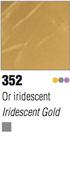 Pebeo Studio Acrylic - Iridescent Gold