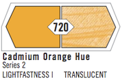 Liquitex Heavy Body - Cadmium Orange Hue S2