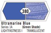Liquitex Heavy Body - Ultramarine Blue (Green Shade) S1A