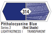 Liquitex Heavy Body - Phthalocyanine Blue (Red Shade) S2