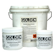 Golden - Absorbent Ground (White)