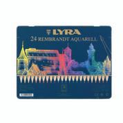 Lyra Rembrandt Aquarelle - Set in Tin 24