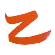 ZIG Art & Graphic Twin Tip Brush Pen - Red 2