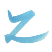 ZIG Art & Graphic Twin Tip Brush Pen - Baby Blue 313