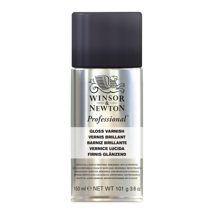 Winsor & Newton - Aerosol Gloss Varnish
