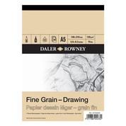 Daler Rowney - Fine Grain Drawing Pad 120gsm