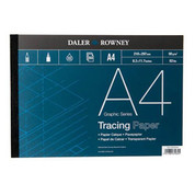 Daler Rowney - Tracing Paper Pad 60gsm