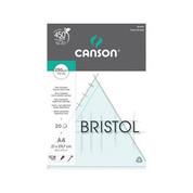 Canson Bristol Board Pad 250gsm