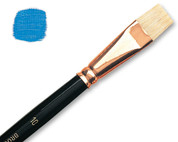 Raphael - 3570 'Paris Classics' Hog Brush - Short Flat