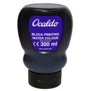 Ocaldo Block Printing Ink - Black