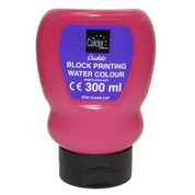 Ocaldo Block Printing Ink - Crimson