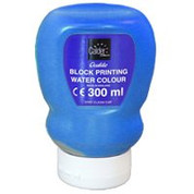 Ocaldo Block Printing Ink - Sky Blue