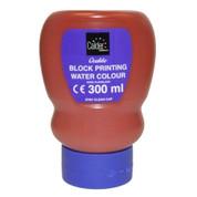 Ocaldo Block Printing Ink - Burnt Sienna